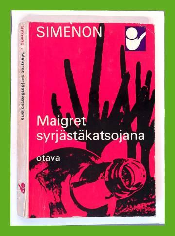 Maigret syrjästäkatsojana - Komisario Maigret'n tutkimuksia