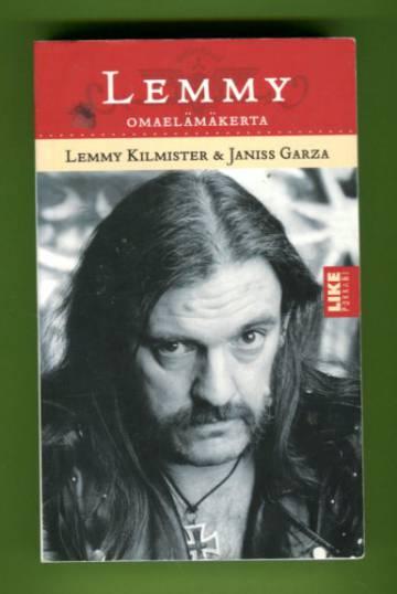 Lemmy - Omaelämäkerta