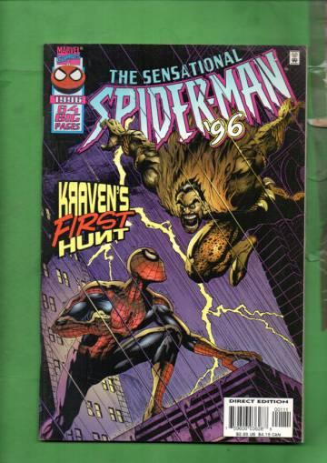 Sensational Spider-Man '96 Vol. 1 #1 Nov 96