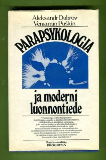 Parapsykologia ja moderni luonnontiede