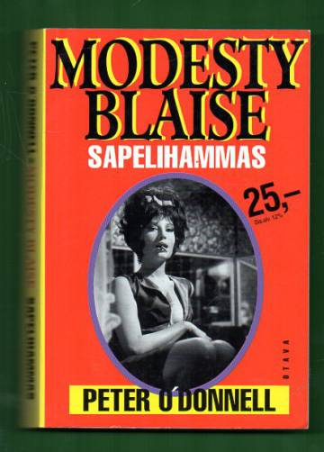 Modesty Blaise - Sapelihammas