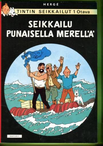 Tintin seikkailut 1 - Seikkailu Punaisella merellä