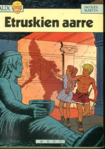 Alix seikkailee 3 - Etruskien aarre