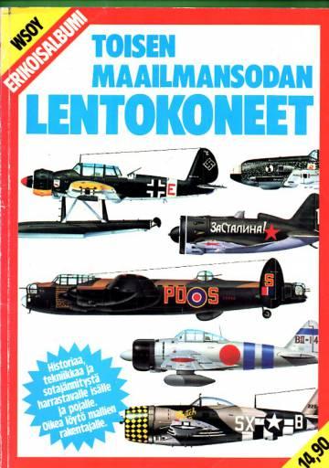 Toisen maailmansodan lentokoneet