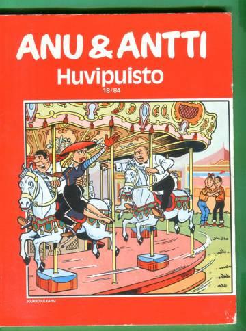 Anu & Antti 18/84 - Huvipuisto