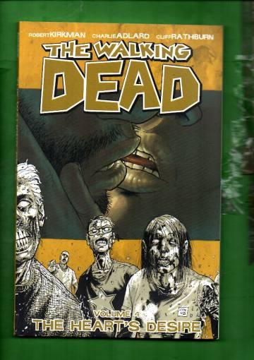 The Walking Dead Vol. 4 - The Heart´s Desire