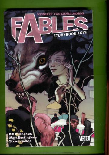Fables 3 - Storybook Love