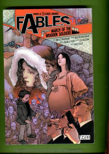 Fables 4 - March of the Wooden Soldiers