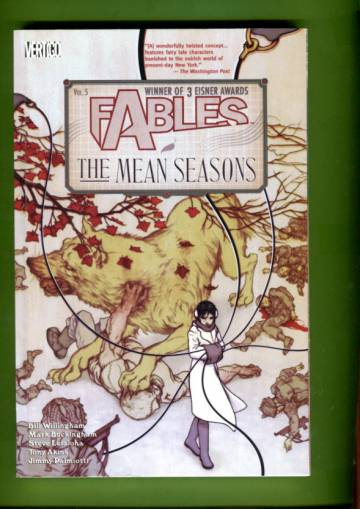 Fables 5 - The Mean Seasons