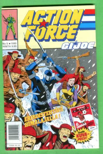 Action Force 5/90