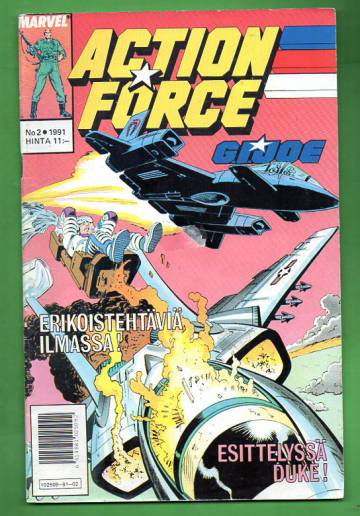Action Force 2/91