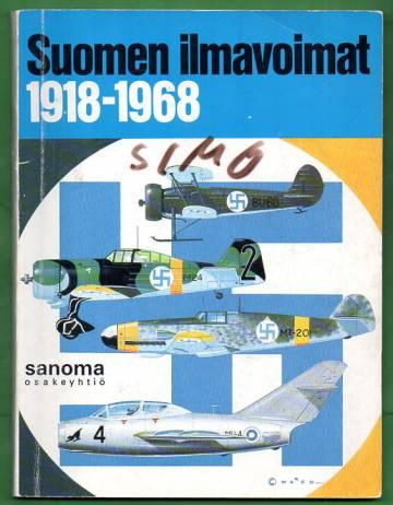 Suomen ilmavoimat 1918-1968
