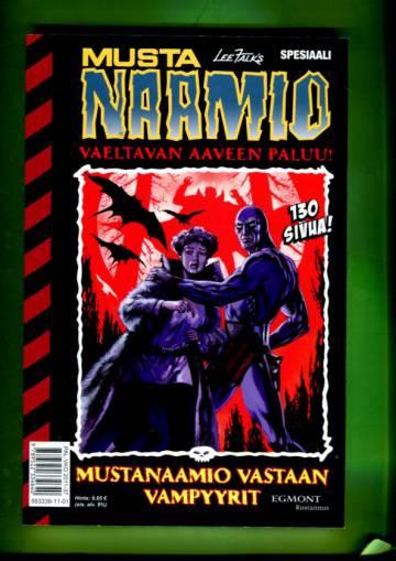 Mustanaamio-spesiaali 1/11 - Mustanaamio vastaan vampyyrit