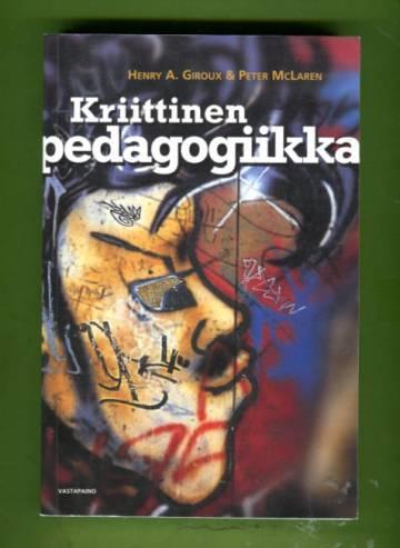 Kriittinen pedagogiikka