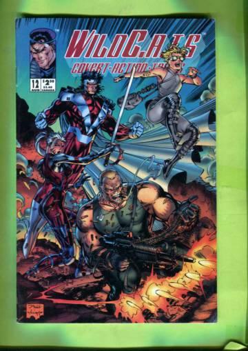 WildC.A.T.S #12 Aug 94