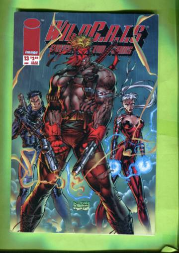 WildC.A.T.S #13 Sep 94