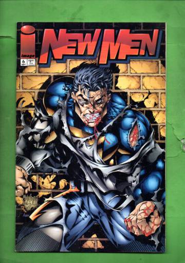 Newmen Vol. 1 #6 Sep 94