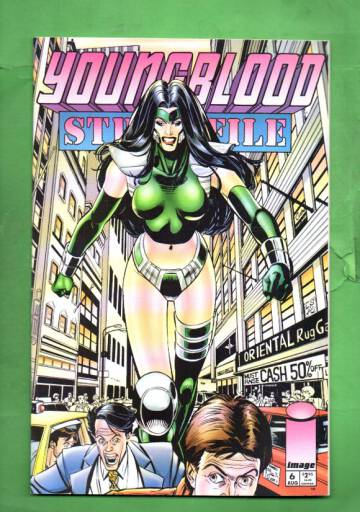 Youngblood Strikefile Vol. 1 #6 Aug 94