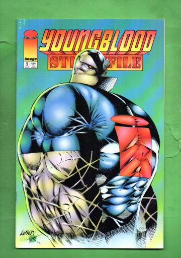 Youngblood Strikefile Vol. 1 #5 Jul 94