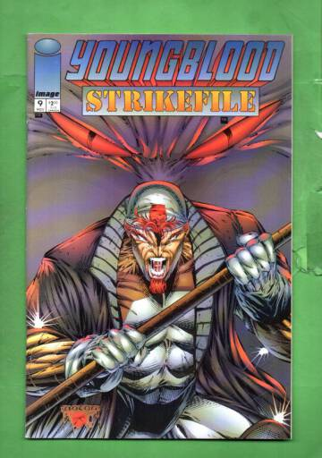 Youngblood Strikefile Vol. 1 #9 Nov 94