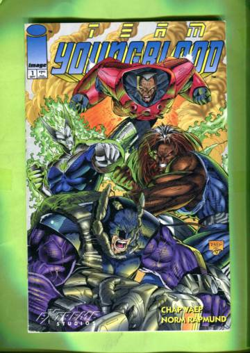 Team Youngblood Vol.1 #1 Sep 93