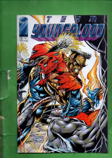 Team Youngblood Vol. 1 #12 Aug 94