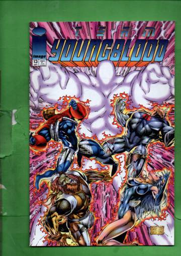 Team Youngblood Vol. 1 #13 Sep 94