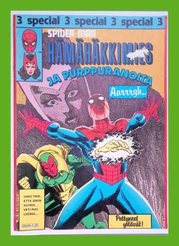 Hämähäkkimies-special 3 - Hämähäkkimies ja Purppuranoita (Spider-Man)