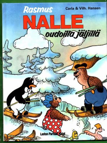 Rasmus Nalle oudoilla jäljillä