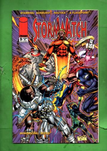 StormWatch #9 Apr 94