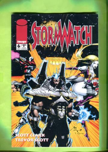 StormWatch #6 Dec 93