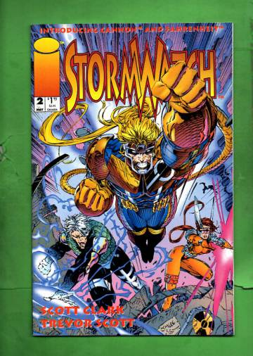 StormWatch #2 May 93