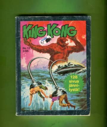 King Kong 12 - Maailmanlopun edessä