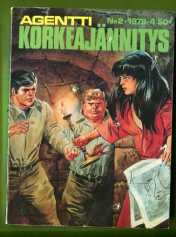 Agentti-Korkeajännitys 2/79