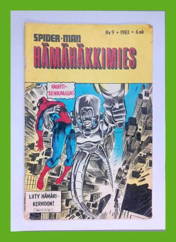 Hämähäkkimies 9/83 (Spider-Man)