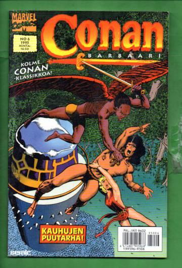 Conan 6/95