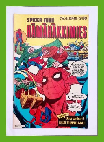 Hämähäkkimies 1/80 (Spider-Man)