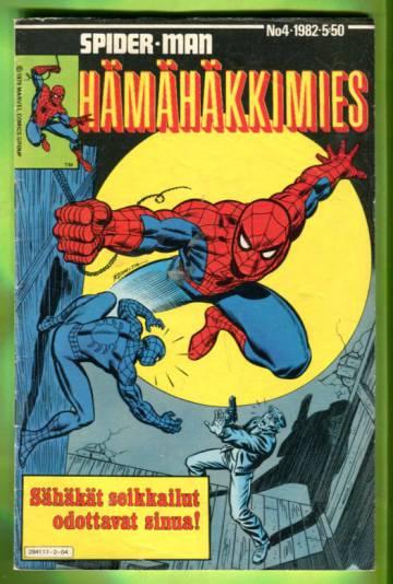 Hämähäkkimies 4/82 (Spider-Man)