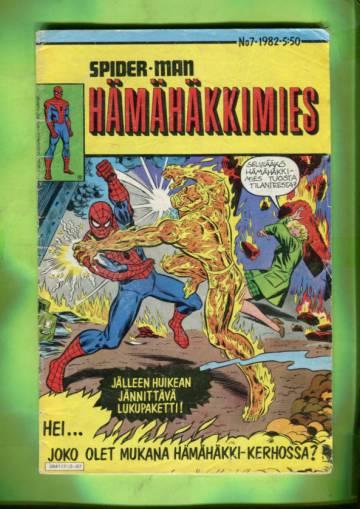 Hämähäkkimies 7/82 (Spider-Man)
