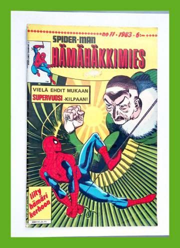 Hämähäkkimies 11/83 (Spider-Man)