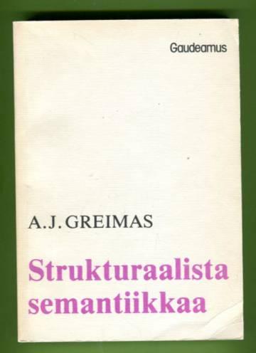 Strukturaalista semantiikkaa