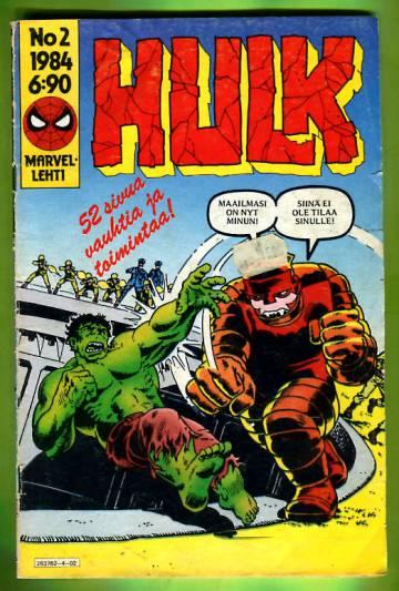 Hulk 2/84