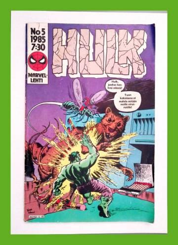 Hulk 5/85