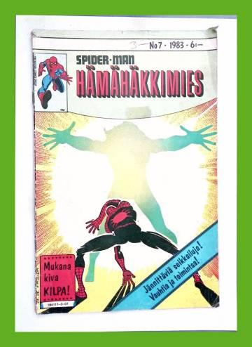 Hämähäkkimies 7/83 (Spider-Man)