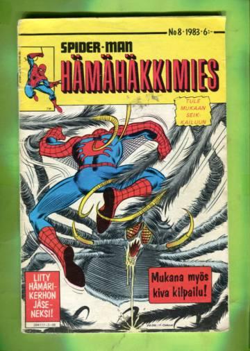 Hämähäkkimies 8/83 (Spider-Man)