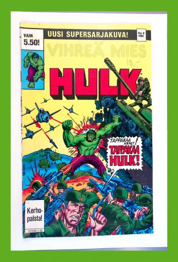 Hulk 8/82