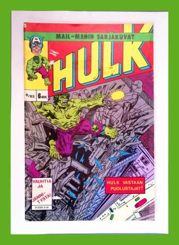 Hulk 9/83