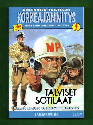 Korkeajännitys 6E/10 - Ardennien taistelun korkeajännitys: Talviset sotilaat