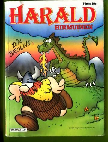 Harald Hirmuinen -taskukirja 1/91