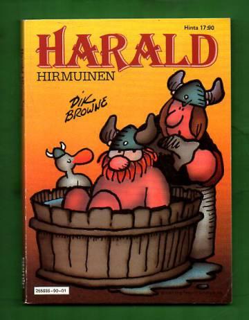 Harald Hirmuinen -taskukirja 1/90